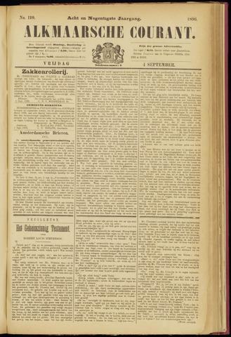 Alkmaarsche Courant 1896-09-04