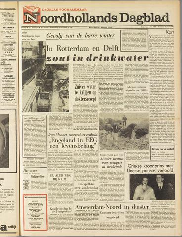 Noordhollands Dagblad : dagblad voor Alkmaar en omgeving 1963-01-24