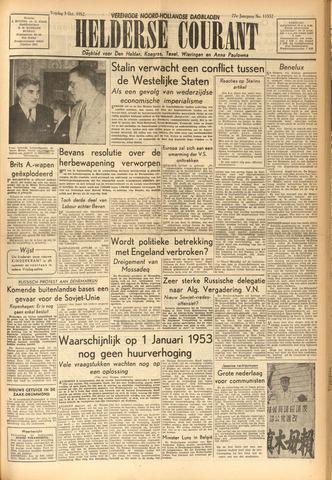 Heldersche Courant 1952-10-03