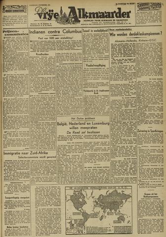 De Vrije Alkmaarder 1946-11-02