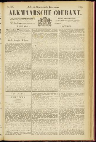 Alkmaarsche Courant 1896-10-21