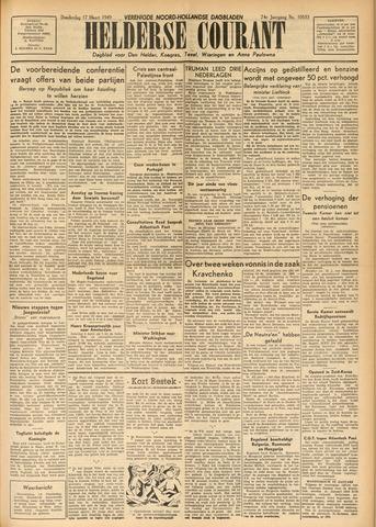 Heldersche Courant 1949-03-17
