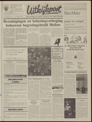 Uitkijkpost : nieuwsblad voor Heiloo e.o. 1986-10-15