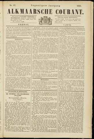 Alkmaarsche Courant 1888-06-01