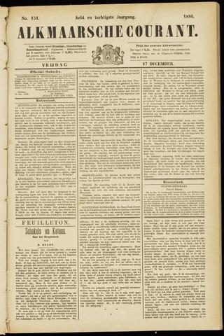 Alkmaarsche Courant 1886-12-17