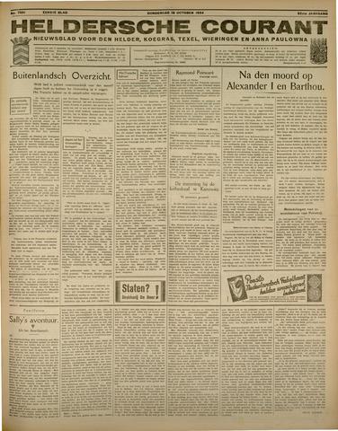 Heldersche Courant 1934-10-18