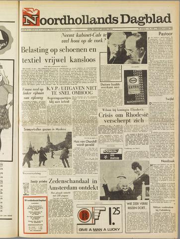 Noordhollands Dagblad : dagblad voor Alkmaar en omgeving 1965-10-13