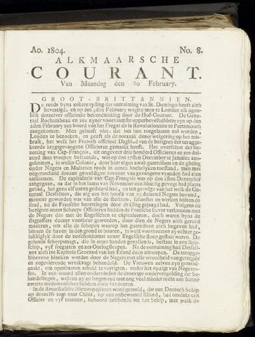 Alkmaarsche Courant 1804-02-20