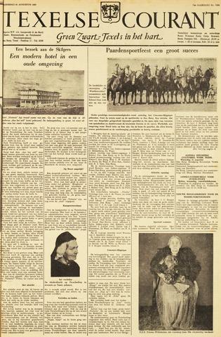 Texelsche Courant 1960-08-31