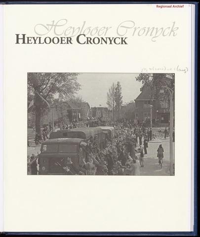 Heylooer Cronyck 2010-08-01