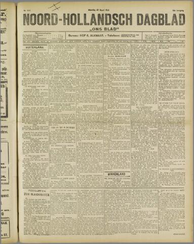Ons Blad : katholiek nieuwsblad voor N-H 1922-03-20