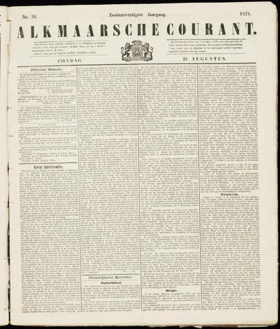 Alkmaarsche Courant 1874-08-23