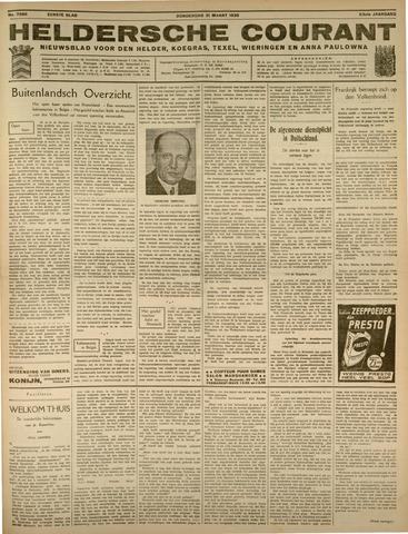 Heldersche Courant 1935-03-21
