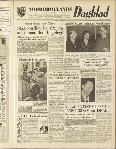Noordhollands Dagblad : dagblad voor Alkmaar en omgeving 1960-01-05