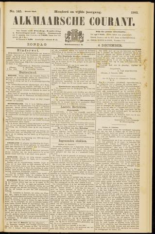 Alkmaarsche Courant 1903-12-06