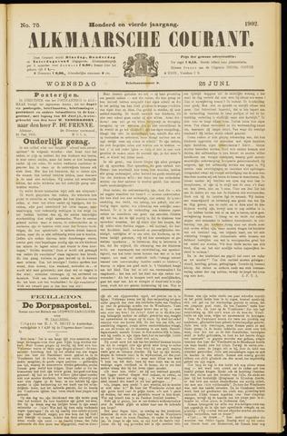 Alkmaarsche Courant 1902-06-25