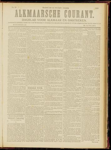 Alkmaarsche Courant 1919-01-23