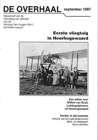 De Overhaal: historisch magazine Heerhugowaard 1997-09-01