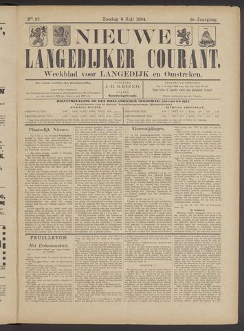 Nieuwe Langedijker Courant 1894-07-08