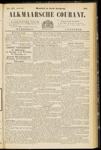 Alkmaarsche Courant 1901-10-09