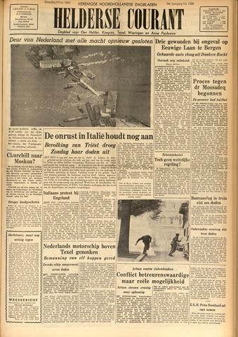 Heldersche Courant 1953-11-09