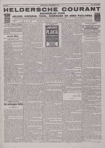 Heldersche Courant 1919-12-06