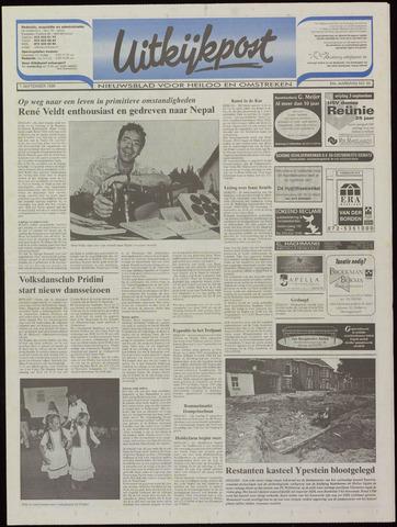 Uitkijkpost : nieuwsblad voor Heiloo e.o. 1999-09-01