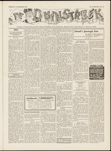 De Duinstreek 1953-12-04