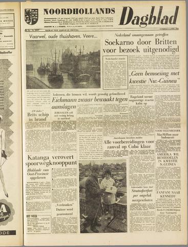 Noordhollands Dagblad : dagblad voor Alkmaar en omgeving 1961-04-08
