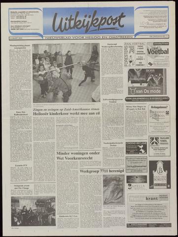 Uitkijkpost : nieuwsblad voor Heiloo e.o. 2000-03-15