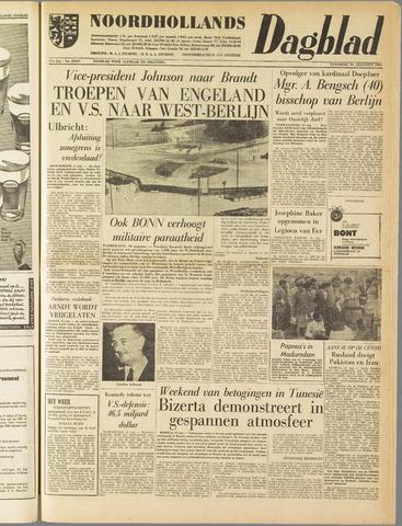 Noordhollands Dagblad : dagblad voor Alkmaar en omgeving 1961-08-19