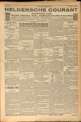 Heldersche Courant 1928-02-28