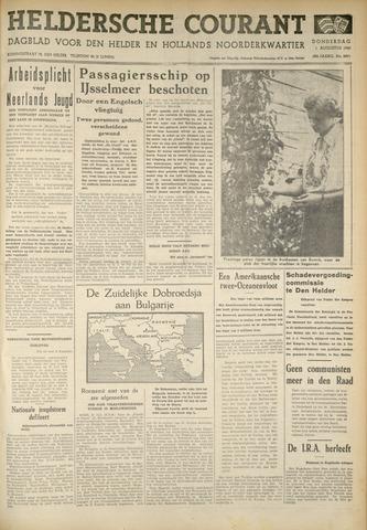 Heldersche Courant 1940-08-01