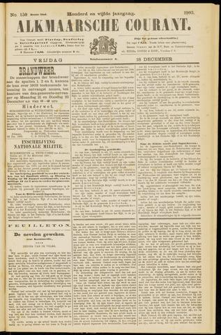 Alkmaarsche Courant 1903-12-18