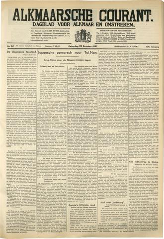Alkmaarsche Courant 1937-10-23