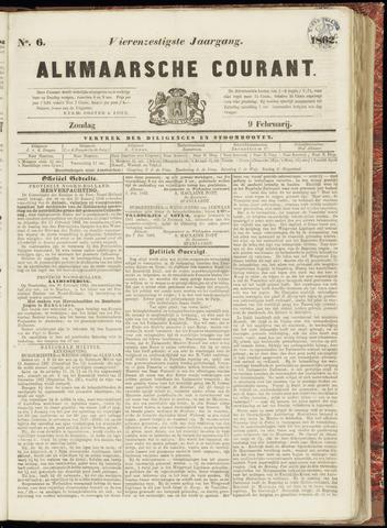 Alkmaarsche Courant 1862-02-09