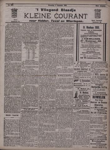 Vliegend blaadje : nieuws- en advertentiebode voor Den Helder 1900-12-05