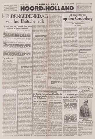 Dagblad Noord-Holland, Schager editie 1943-03-22