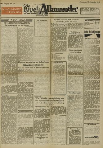 De Vrije Alkmaarder 1947-12-18
