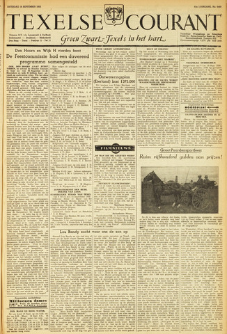 Texelsche Courant 1950-09-16