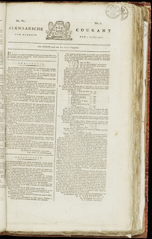 Alkmaarsche Courant 1824-01-05