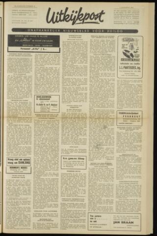 Uitkijkpost : nieuwsblad voor Heiloo e.o. 1962-08-02