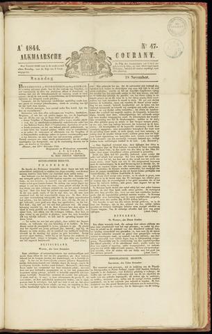 Alkmaarsche Courant 1844-11-18