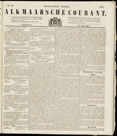Alkmaarsche Courant 1872-03-24