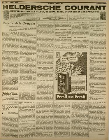 Heldersche Courant 1936-03-07