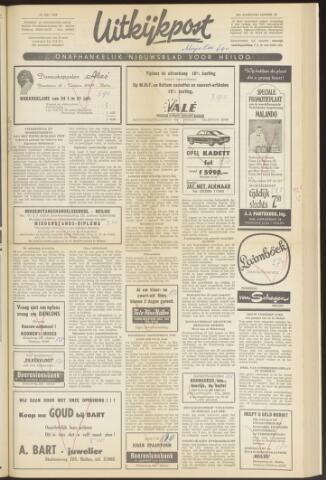 Uitkijkpost : nieuwsblad voor Heiloo e.o. 1969-07-23