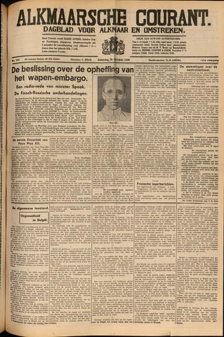 Alkmaarsche Courant 1939-10-28