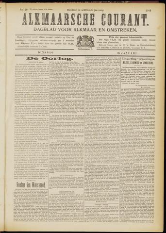 Alkmaarsche Courant 1916-01-25