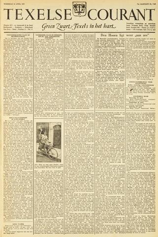 Texelsche Courant 1957-04-24