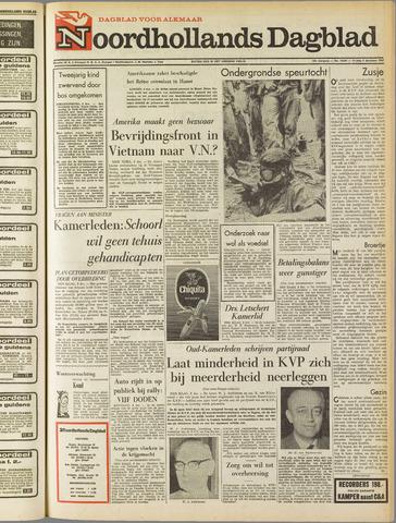 Noordhollands Dagblad : dagblad voor Alkmaar en omgeving 1967-12-08